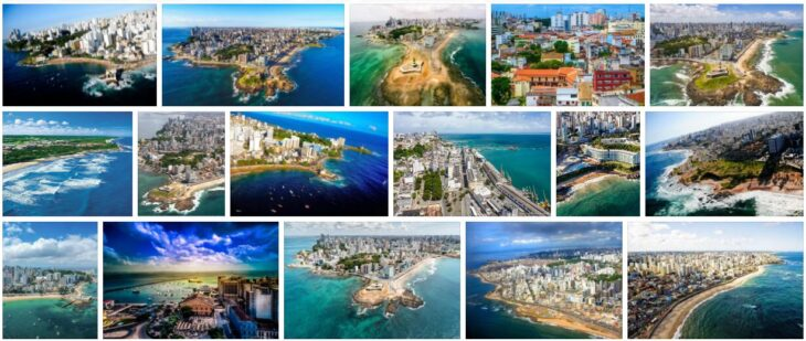 Bahia, Brazil Geography