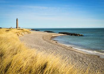 THE COASTAL LANDSCAPE OF DENMARK