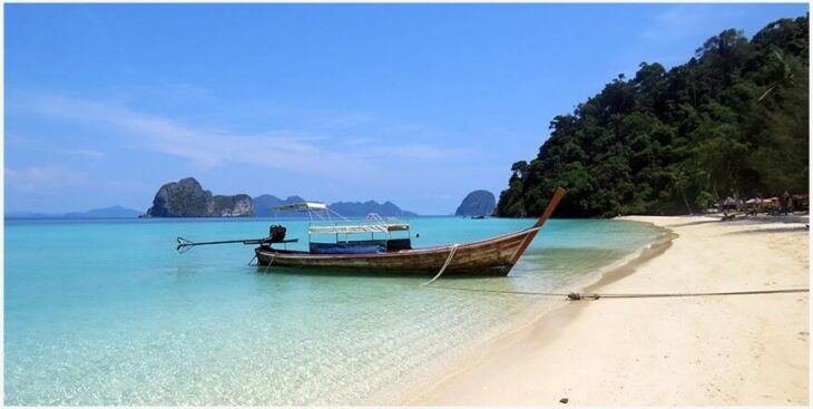 Thailand in January and February