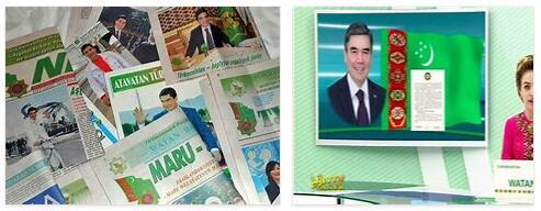 Turkmenistan Newspaper